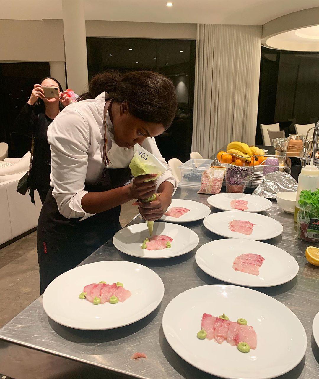 Chef May