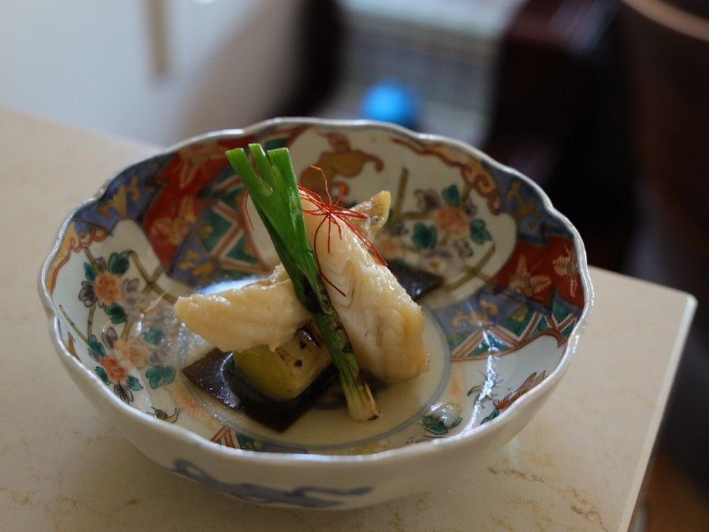 Italo-Japanese Fusion Degustation