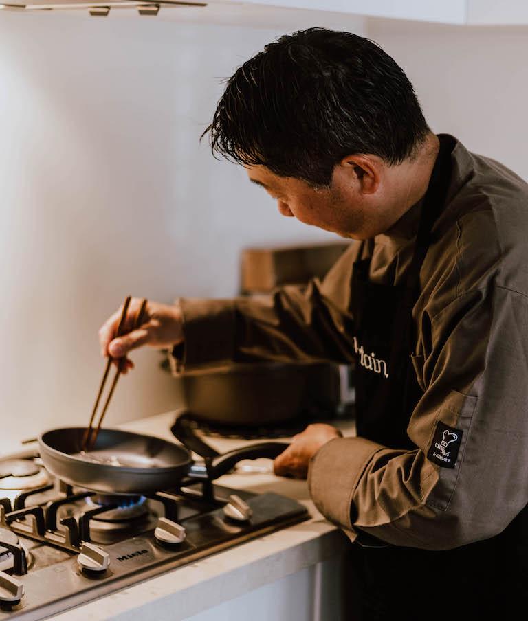 Chef Naofumi