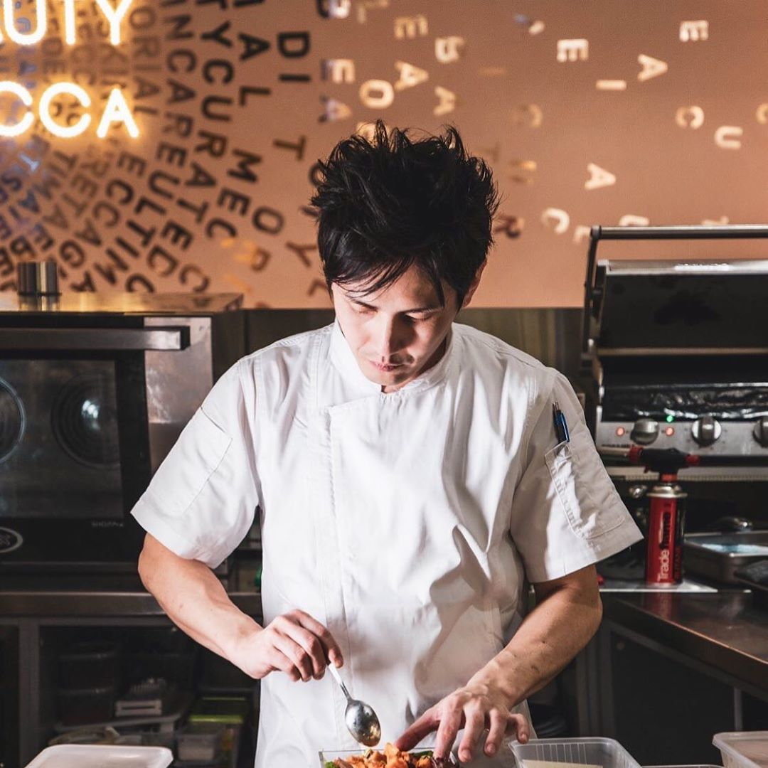 Chef Ryo