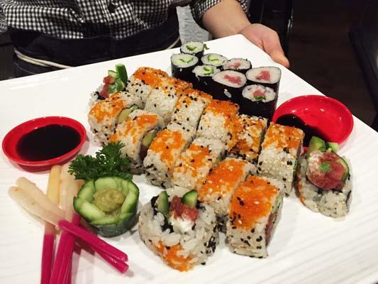 Premium Japanese Canapés