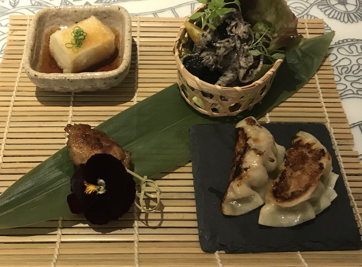 Japanese Flavours