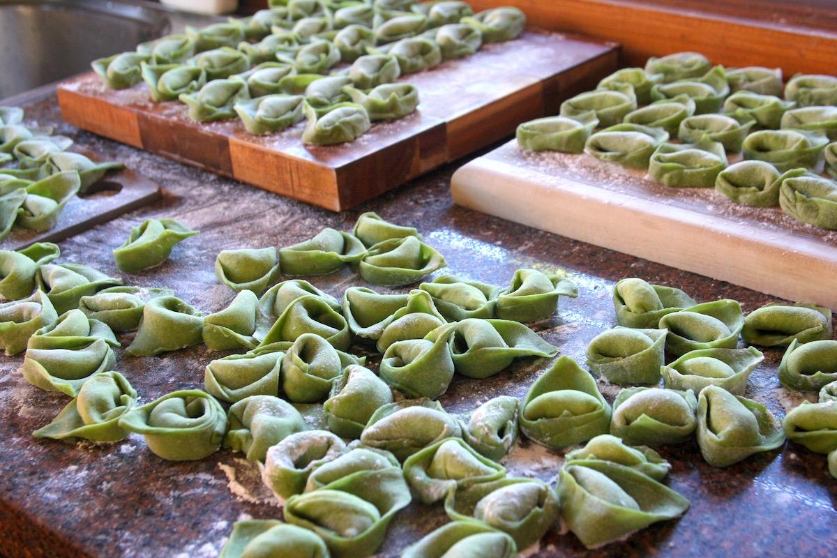 Traditional Rustic Italian