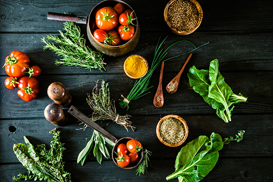 Lucia's Vegetarian