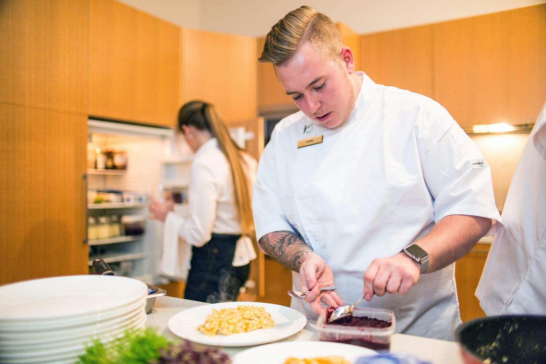 Chef Luke F